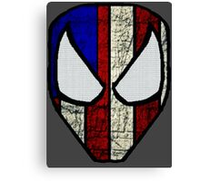 The Human Spider Canvas Print