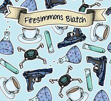 FitzSimmons Biatch Pattern by haypaige