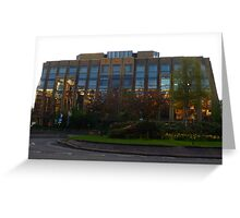 GMB: The Union Building Greeting Card