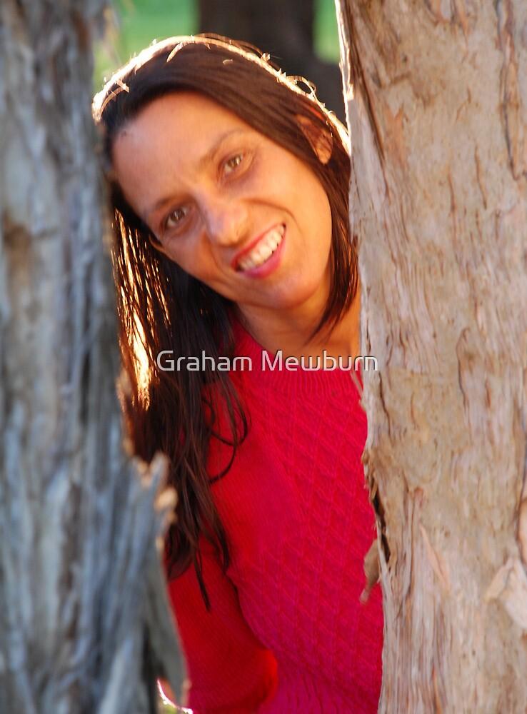 Peek-a-boo by Graham Mewburn
