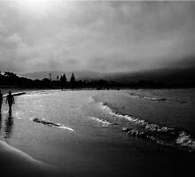 Apollo Bay by Les Unsworth