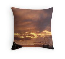 Don't Blink, you'll miss it! Throw Pillow