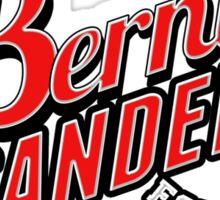 Bernie Sanders For President 2016 Sticker