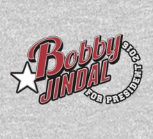 Bobby Jindal For President 2016 by Garaga