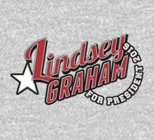 Lindsey Graham for President 2016 by Garaga