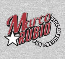 Marco Rubio for President 2016 by Garaga