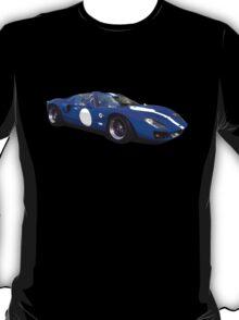 1965 Ford GT40 - MK1 302 Le Mans T-Shirt