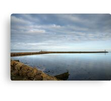 Wexford Harbour Canvas Print