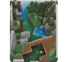 Realistic Minecraft World iPad Case/Skin