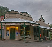 Ya Old Corner Store by mspfoto
