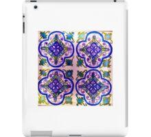 Eco Azulejo iPad Case/Skin
