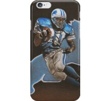 Barry Sanders Lions iPhone Case/Skin