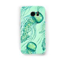 - Watercolor Jellyfish pattern - Samsung Galaxy Case/Skin