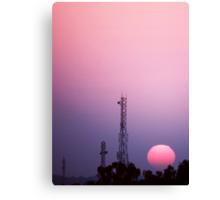 A star called Sun Canvas Print