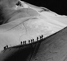 Chamonix by Ruben Emanuel