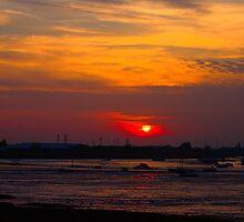 Sunset  by Jo Ross