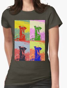 Bella Fantastic Womens Fitted T-Shirt
