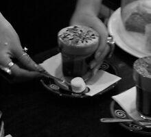 Hot Chocolates ... yummm! by Ell-on-Wheels