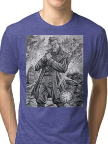 The War Doctor Tri-blend T-Shirt