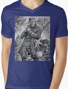 The War Doctor Mens V-Neck T-Shirt