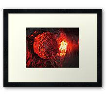 ETERNAL QUEST  Framed Print