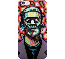 Frankenstein Funkenstein iPhone Case/Skin