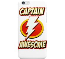 Captain Awesome iPhone Case/Skin