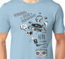 Stereo can provide Unisex T-Shirt