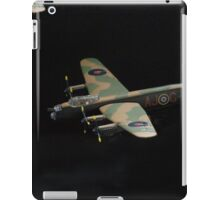 Lancaster.....close company........! iPad Case/Skin