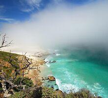 Noordhoek  Ocean Mists by Neil  Bradfield