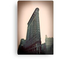 Flat Iron Building - NYC Metal Print