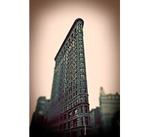 Flat Iron Building - NYC Photographic Print