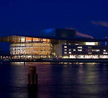 Operahouse in Copenhagen by lillianhowe