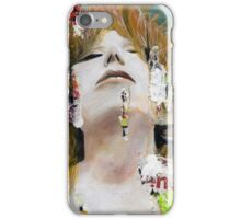 She Was Always Exciting iPhone Case/Skin
