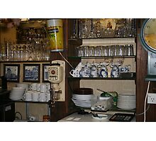 We Dutch-born people love our coffee!!  Photographic Print
