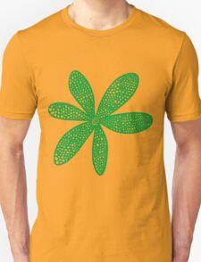 Pretty Flower - Green T-Shirt
