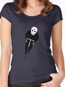 Sinister Cyclist Women's Fitted Scoop T-Shirt