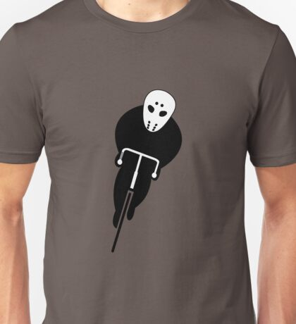 Sinister Cyclist Unisex T-Shirt