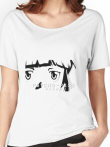 Psycho-Pass Akane Women's Relaxed Fit T-Shirt