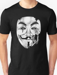Anonymous Skull Mask T-Shirt