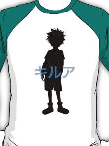 Killua Monochrome T-Shirt