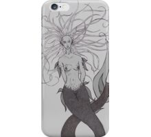 Mermaid Of The Deep iPhone Case/Skin