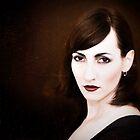Brunette portrait by Andrew & Mariya  Rovenko