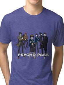 Psycho-Pass Tri-blend T-Shirt