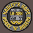 Hadley's Hope Shake 'N' Bakers by synaptyx