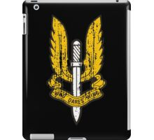 Special Air Service iPad Case/Skin
