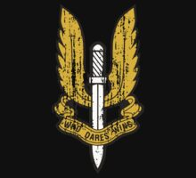 Special Air Service by saturdaytees