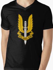 Special Air Service 2 Mens V-Neck T-Shirt