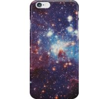 Starfield - Stars, Nebulae, Starburst iPhone Case/Skin