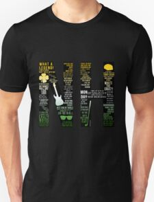 Niall Horan Quotes T-Shirt
